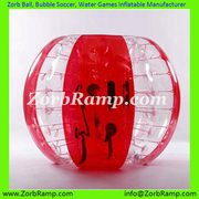 Zorb Ball Bubble Soccer Body Zorbing Football Human Hamster Water Ball